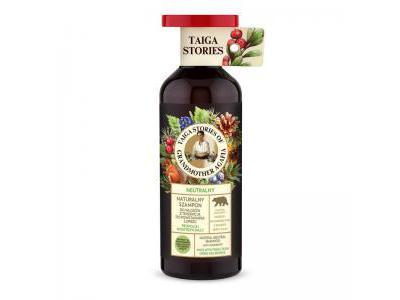 Agafia Tajga szampon przeciwłupieżowy 500ml