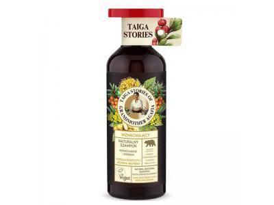Agafia Tajga szampon Wzmocnienie Energia 500ml