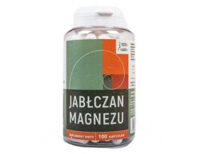 Jabłczan magnezu 100 kapsułek NANGA