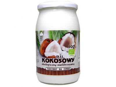 Dary Natury Olej kokosowy Eko 900 ml
