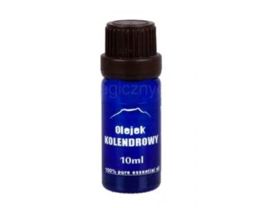Olejek kolendrowy 100% eteryczny 10ml