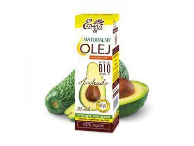 ETJA Olej Awokado BIO 50 ml