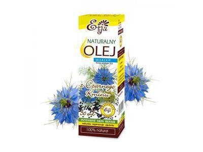 ETJA Olej z Czarnego Kminu 50 ml