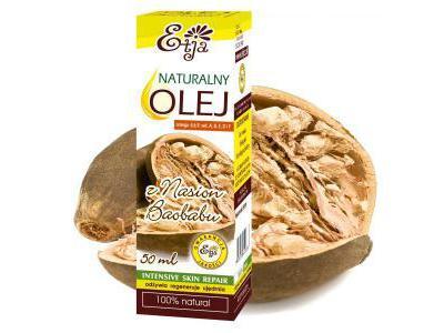 ETJA Olej z Nasion Baobabu 50 ml