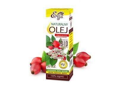 ETJA Olej z Nasion Dzikiej Róży BIO 50 ml