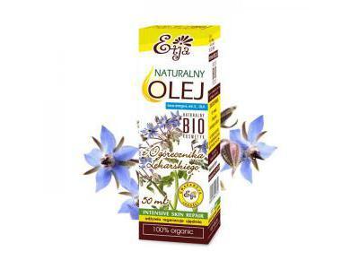 ETJA Olej z Ogórecznika Lekarskiego BIO 50 ml
