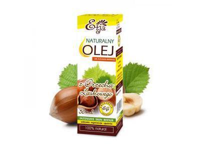 ETJA Olej z Orzecha Laskowego 50 ml