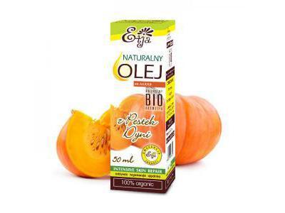 ETJA Olej z Pestek Dyni BIO 50 ml