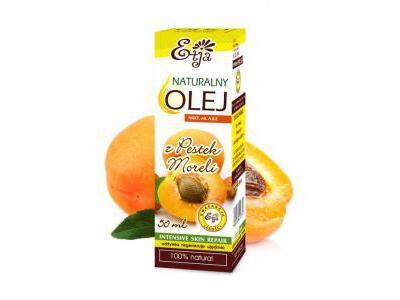 ETJA Olej z Pestek Moreli 50 ml