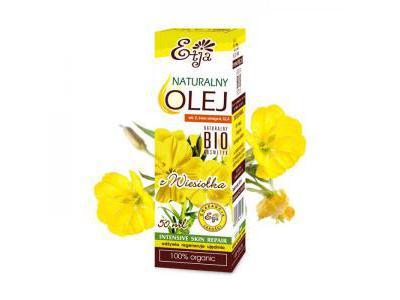 ETJA Olej z Wiesiołka BIO 50 ml