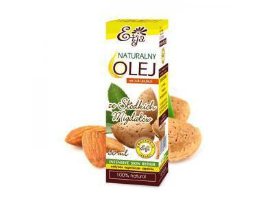 ETJA Olej ze Słodkich Migdałów 50 ml