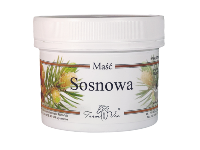 Maść sosnowa 150ml FarmVix