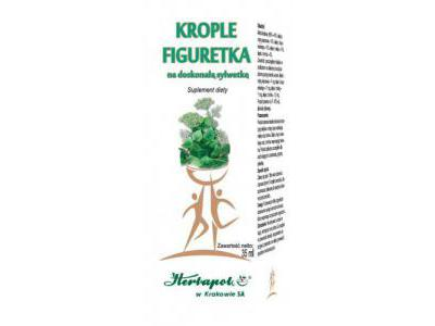 KROPLE FIGURETKA na sylwetkę 35 ml