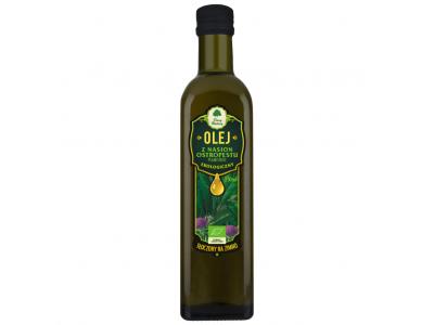 Olej z Ostropestu EKO 250 ml Dary Natury
