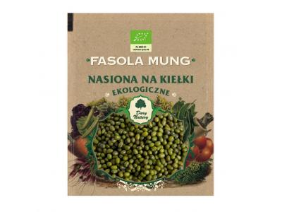 Fasola Mung 50g Nasiona na kiełki EKO Dary Natury