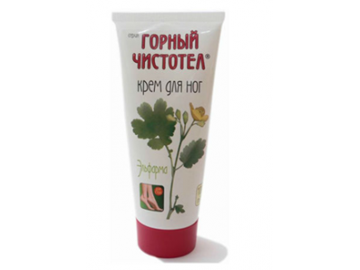 Krem do stóp z Glistnikiem Górskim 100ml