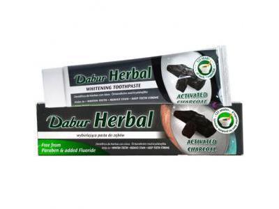 Dabur Pasta do zębów z węglem aktywnym 100 ml