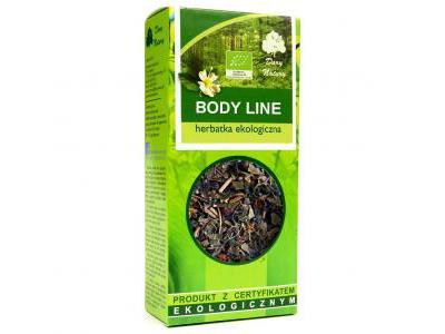 Herbatka Body Line EKO (odchudzanie) 50g Dary Natury