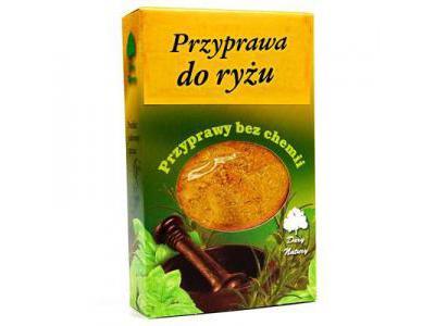 Przyprawa do ryżu 50g DARY NATURY