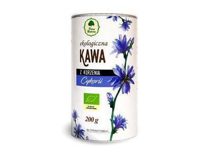 Kawa z korzenia cykorii EKO 200g Dary Natury