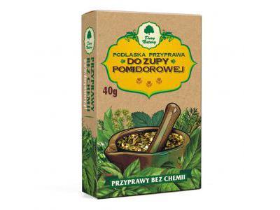 Przyprawa do Zupy Pomidorowej 40g Dary Natury
