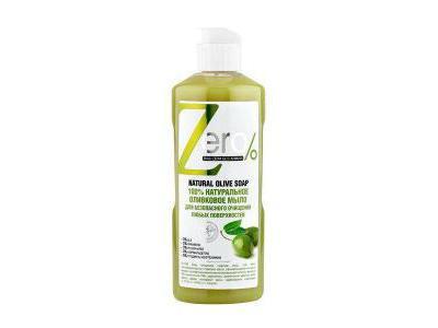 ZERO Ekologiczny płyn do mycia szyb 420ml