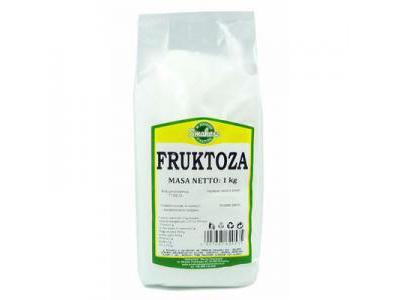 SMAKOSZ Fruktoza krystaliczna 1kg
