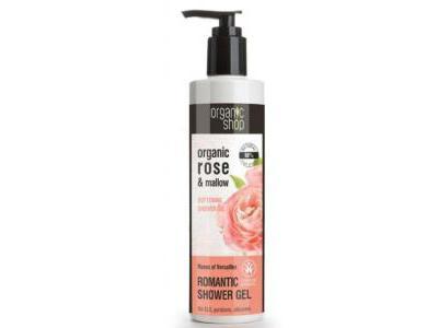 Organic Shop Żel pod Prysznic Róża 280ml