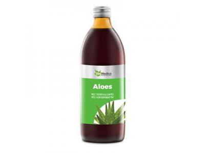 EkaMedica Aloes sok 1000 ml