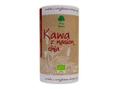Kawa z nasion Chia EKO 200g Dary Natury