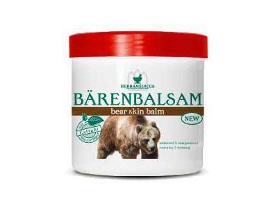Balsam niedźwiedzia 250ml Herbamedicus