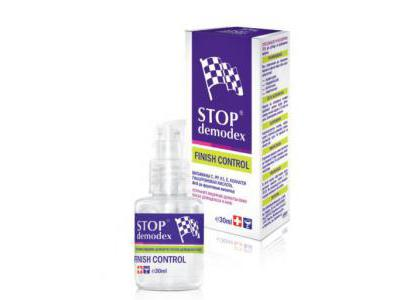 Żel do Powiek STOP DEMODEX Nużyca 30ml