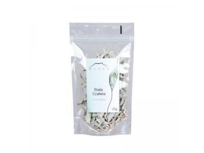 Biała szałwia (Salvia Apina) 25g