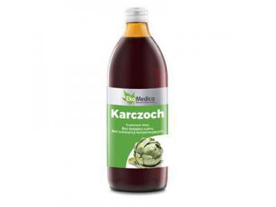 EkaMedica Karczoch sok 500 ml