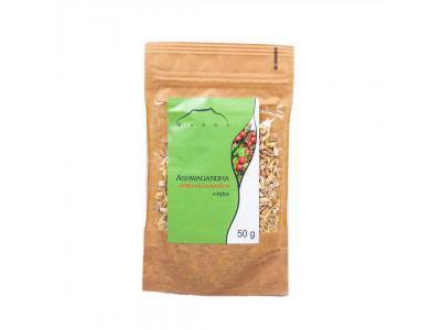 Ashwagandha Żeń Szeń indyjski ziele 50g