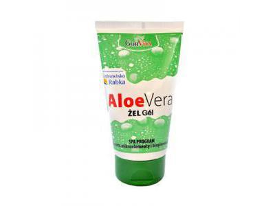 Aloe vera BIO żel 150ml GORVITA