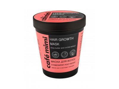 CAFE MIMI Maska do włosów Aktywacja wzrostu 220ml
