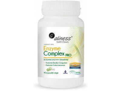 Aliness Enzyme Complex PRO 90 kaps.