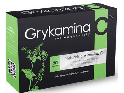 GRYKAMINA C NATURALNA WIT C 30 kaps.