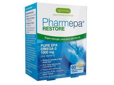 IGENNUS Pharmepa Restore E-EPA 60kaps.