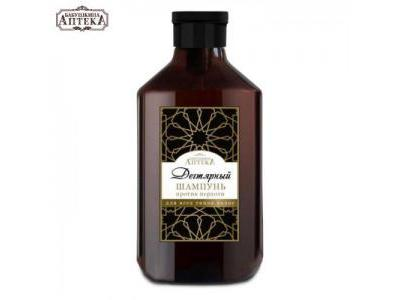 Babuszkinia Dziegciowy szampon 350ml