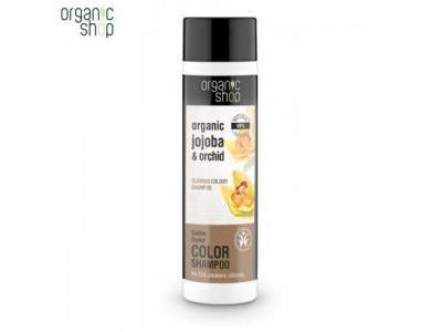 Organic Shop Szampon orchidea 280ml