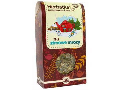 Herbatka na Zimowe Mrozy 100g NATURA WITA