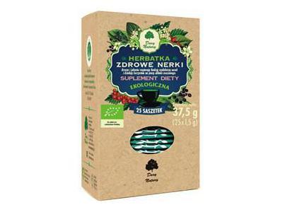 Herbatka Zdrowe Nerki EKO 25x1,5g DARY NATURY