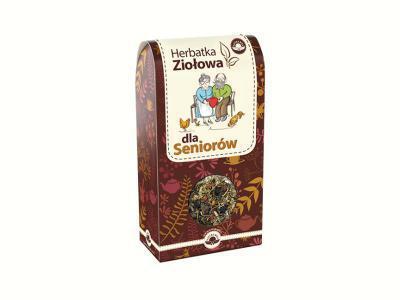 Herbatka ziołowa dla Seniorów 100g NATURA WITA