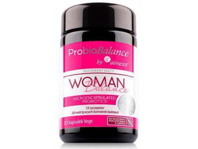 ProbioBALANCE Woman Balance 30 kaps.