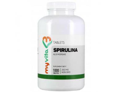 MyVita Spirulina 1000 tabl.