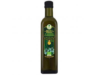 Olej z nasion Czarnuszki EKO 250ml DARY NATURY