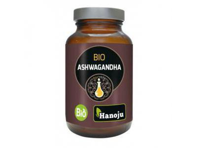 Ashwagandha Bio 500 mg 240 tabl. Hanoju