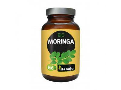 Moringa BIO 500mg 250 tabletek Hanoju